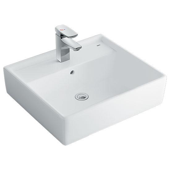 chau rua mat lavabo inax L-293V