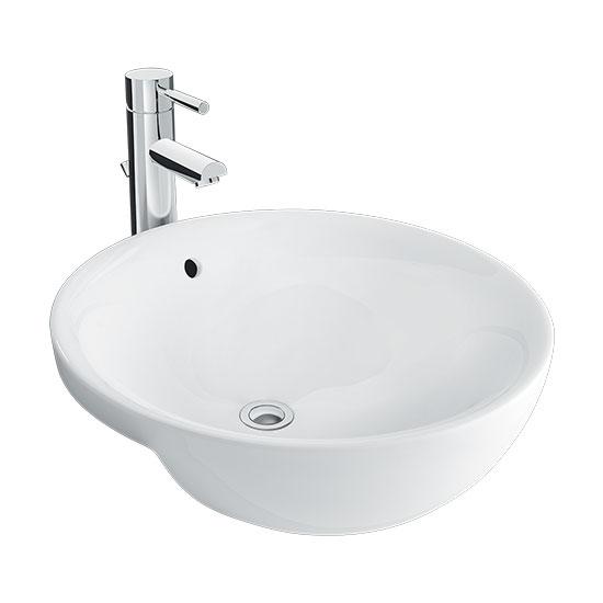 chau rua mat lavabo inax L-333V