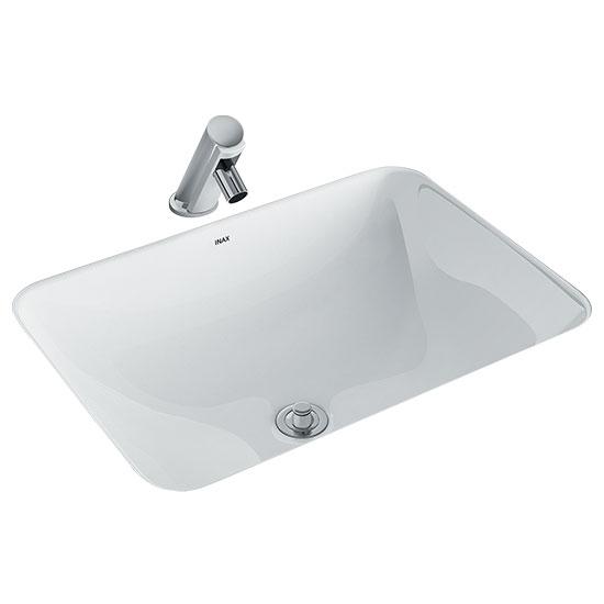 chau rua mat lavabo inax L-2298V