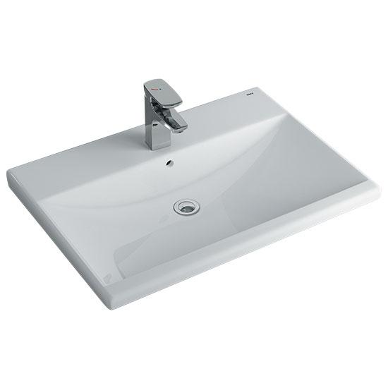 chau rua mat lavabo inax L-2397V