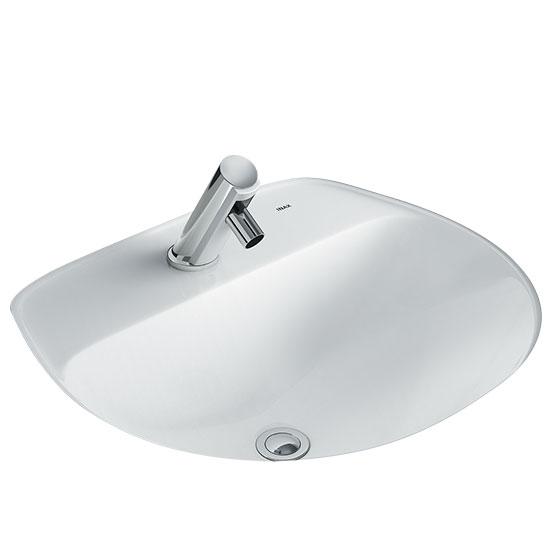 chau rua mat lavabo inax AL-2094V