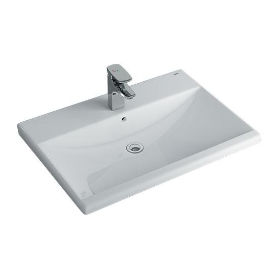 chau rua mat lavabo inax AL-2397V