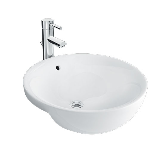 chau rua mat lavabo inax AL-333V