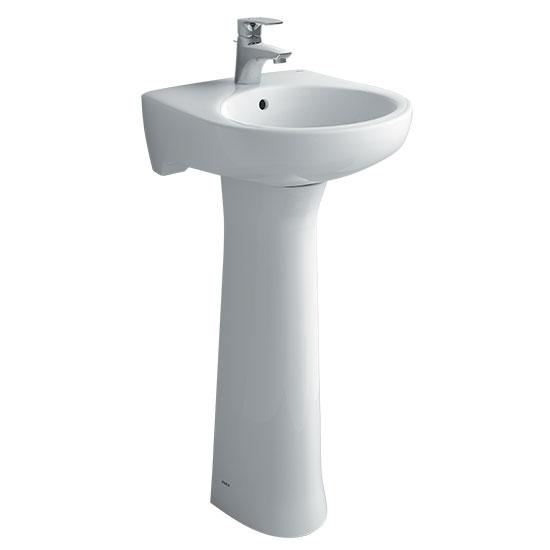 chau rua mat lavabo inax L-284VD