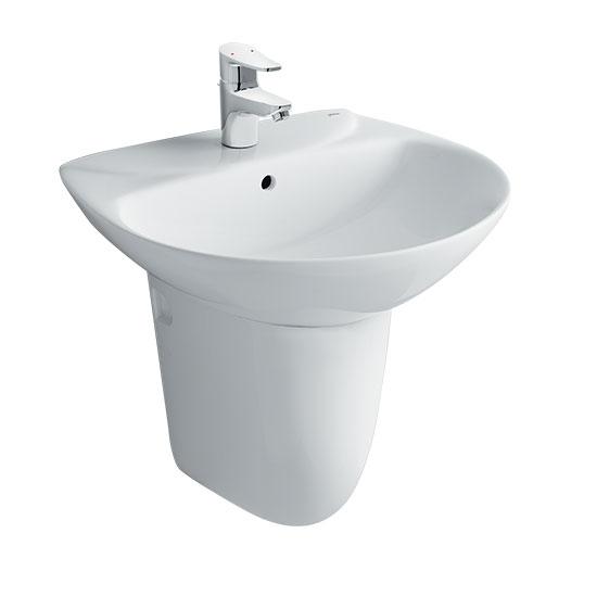 chau rua mat lavabo inax L-285V/L-288VC