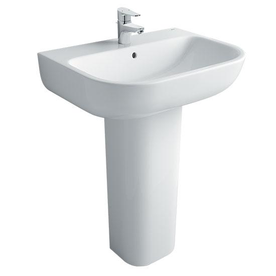 chau rua mat lavabo inax L-298VD