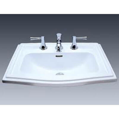 Hình ảnh chậu rửa lavabo ToToLW781CJW