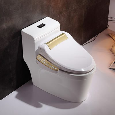Phối Cảnh Nắp Rửa Điện Tử Washlet TOTO