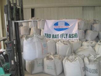 Tro Bay Khô SCL-FLY ASH